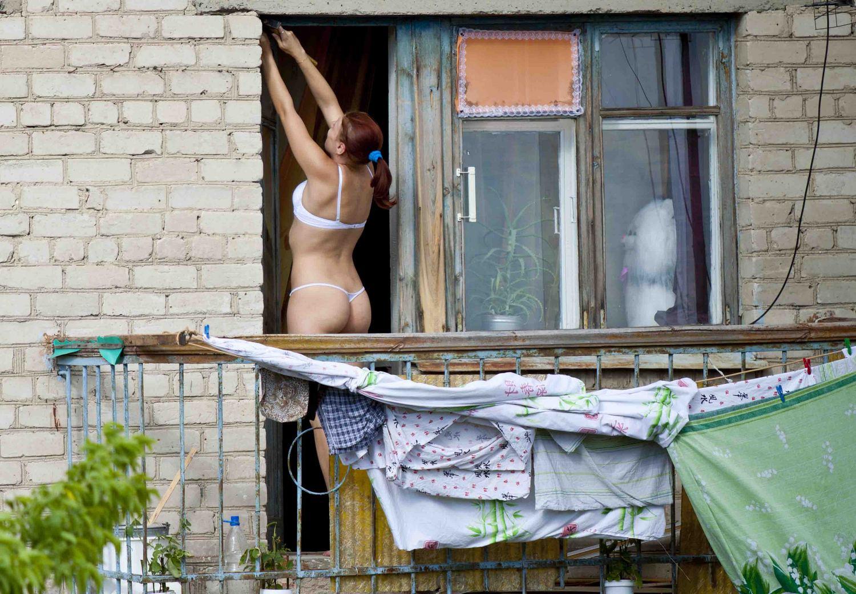 Фото подсмотренное российских женщин 12 фотография